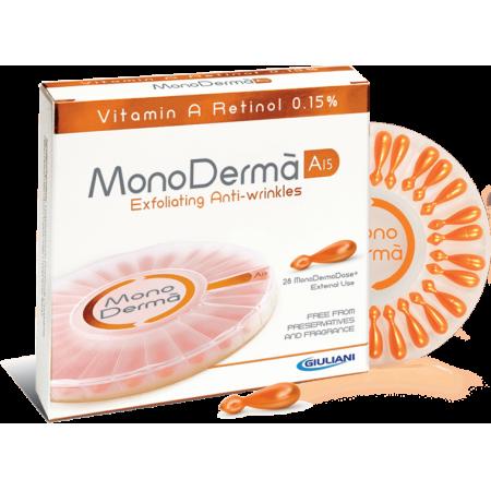 MONODERMA A15 VIT.A 0,15%*28MONODOS