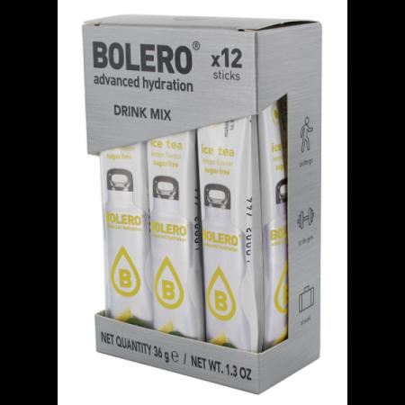 BOLERO-STICK ICE TEA ΛΕΜΟΝΙ 12x3g
