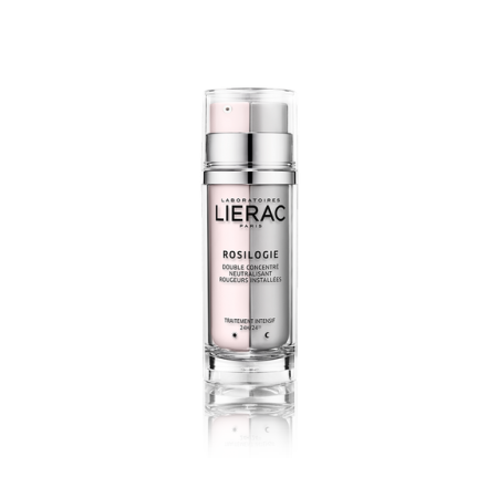 LIERAC ROSILOGIE DOUBLE CONCENTRE 15ML+15ML