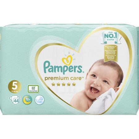 Pampers Premium Care No 5 (11-18kg) 44τμχ