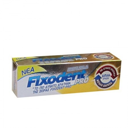 FIXODENT PRO PLUS DUAL POWER 40G