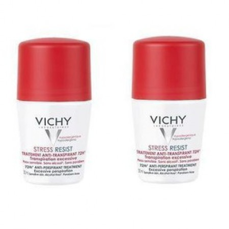 PVICHY DEO BILLE STRSS 100ML LOT*2