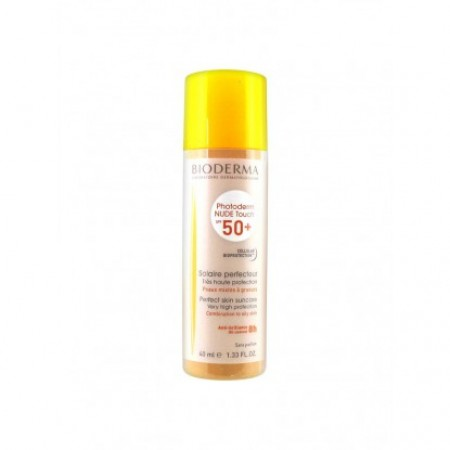 BIODERMA PHOTODERM NUDE DOREE SPF50 40ML