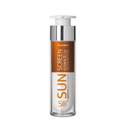 FREZYDERM SUNSCREEN VIT D LIKE CREAM  SPF50  50ml