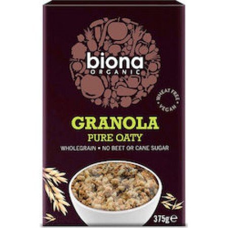 GREEN BAY GRANOLA ΒΡΩΜΗΣ BIONA 375g