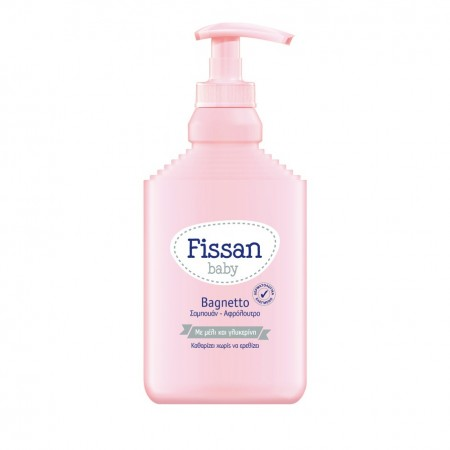 FISSAN BABY SHAMP-AFR. BAGNETTO 500ml