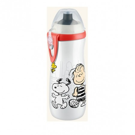 NUK SPORTS CUP 450ML SNOOPY 36M+