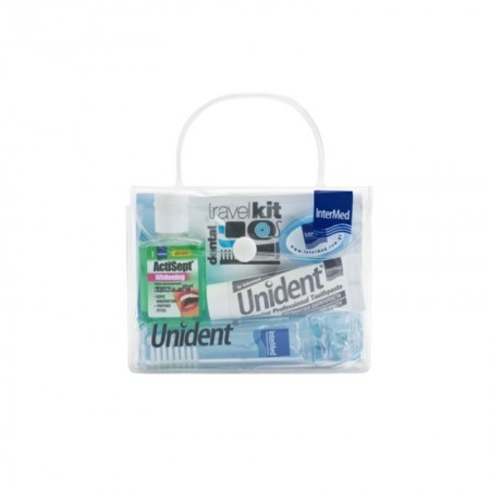 INTERMED UNIDENT DENTAL  TRAVEL KIT