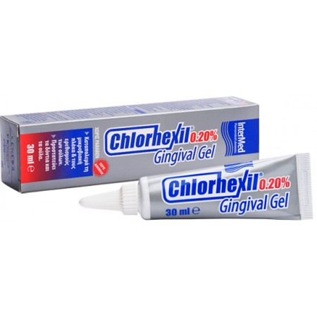 CHLORHEXIL GEL 0,20% 30ML
