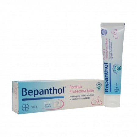 BEPANTHOL PROTECTIVE BABY OINTMENT 100G