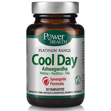 POWER HEALTH CLASSICS PLATINUM-COOL DAY 30s Tabs