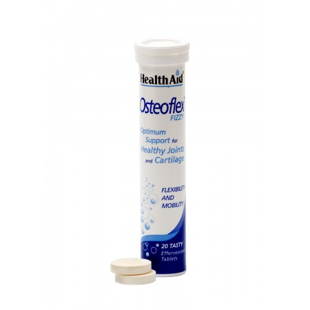 HEALTH AID OSTEOFLEX  FIZZY EFFERVESCENT 20TABS