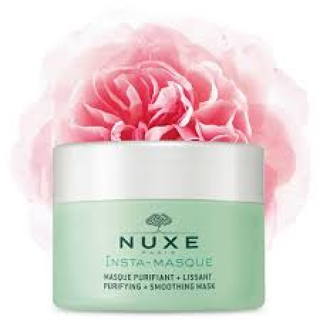 NUXE FACE MASK - PURIFYING - ΜΑΣΚΑ ΠΡ. ΒΑΘΥ ΚΑΘ+ ΛΕΙΑΝΣΗ 50