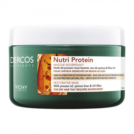 VICHY DERCOS NUTRIENTS NUTRI MASK 250ML