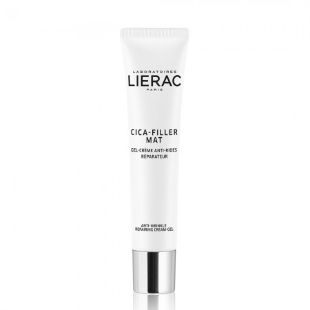 LIERAC CICA FILLER MAT GEL-CR ANTI-RIDES 40ML