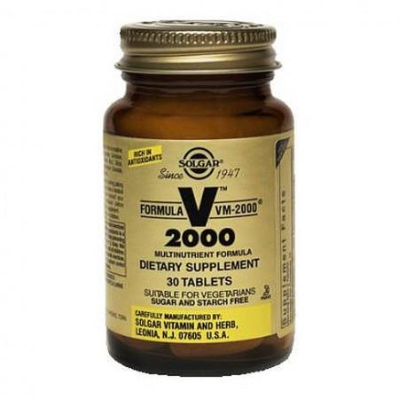 SOLGAR V.M.2000 TABL X30