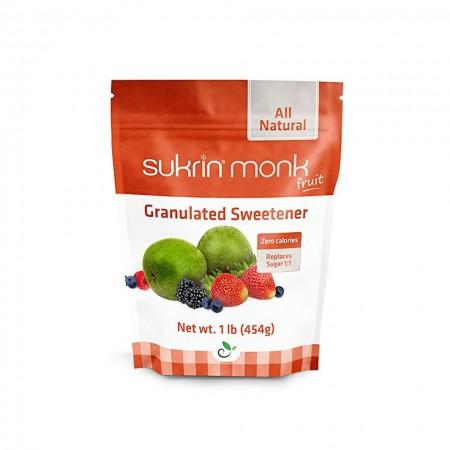 SUKRIN MONK FRUIT 454g
