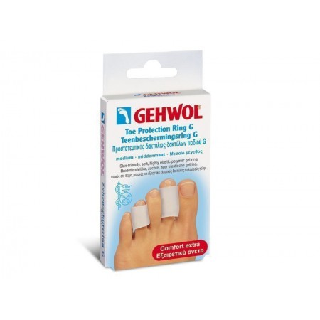 GEHWOL TOE PROTECTION RING G MINI 2ΤΕΜ (18MM)
