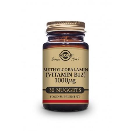 SOLGAR METHYLCOBALAMIN B12 100