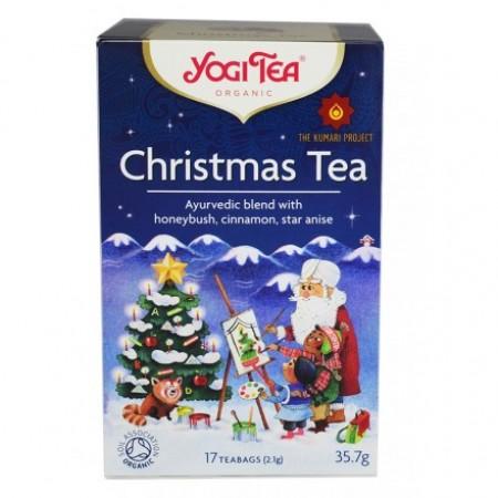 ΒΙΟ-ΥΓΕΙΑ YOGI CHRISTMAS TEA X17 TEA BAGS 35,7gr