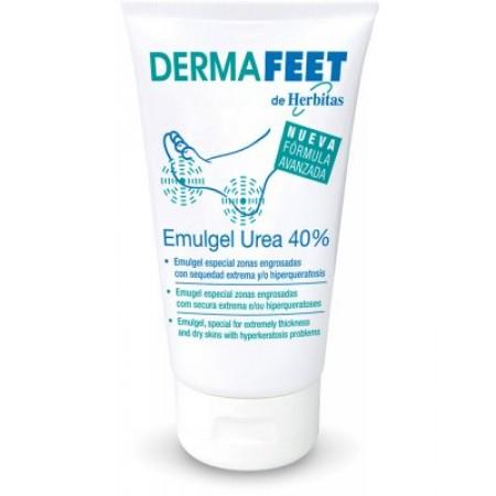 ALFACARE DERMA FEET EMULGEL UREA 40% 60ml