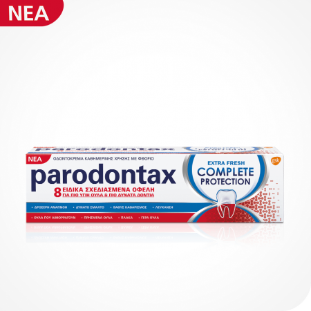 PARODONTAX COMPLETE PROTECTION 75ML