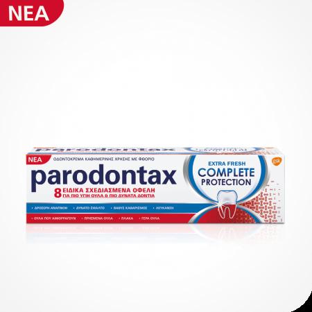 PARODONTAX COMPLETE PASTA PROTECTION 75ML