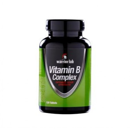 WARRIOR LAB VITAMIN B COMPLEX