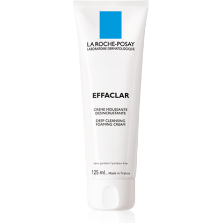 LRP EFFACLAR GEL MOUSSE 200ML