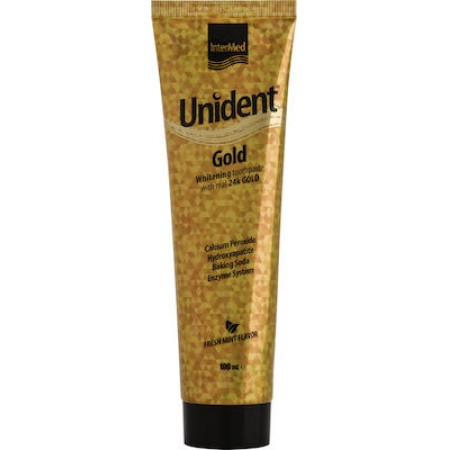 INTERMED UNIDENT GOLD TOOTHPASTE