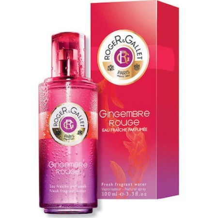 Roger & Gallet Gingembre Rouge Fresh Fragrant Water 30ml
