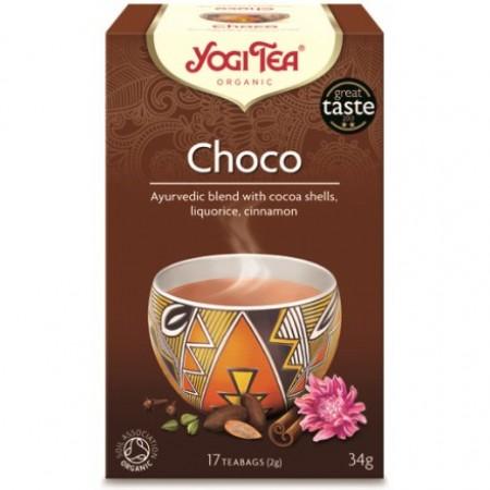 ΒΙΟ-ΥΓΕΙΑ YOGI TEA CHOCO