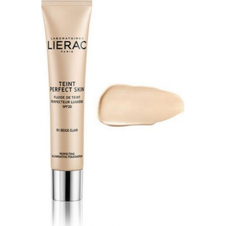 LIERAC TEINT PERFECT SKIN 01 CLAIR 30ML