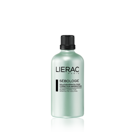 LIERAC SEBOLOGIE SOLUTION KERATOLYTIQUE MICRO-PEELING 100ML