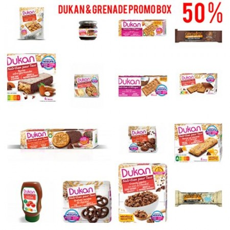 DUKAN-GRENADE PROMO BOX