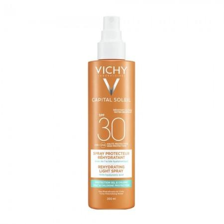 Vichy Capital Soleil Beach Protect Anti-dehydration Spray SPF30 200m