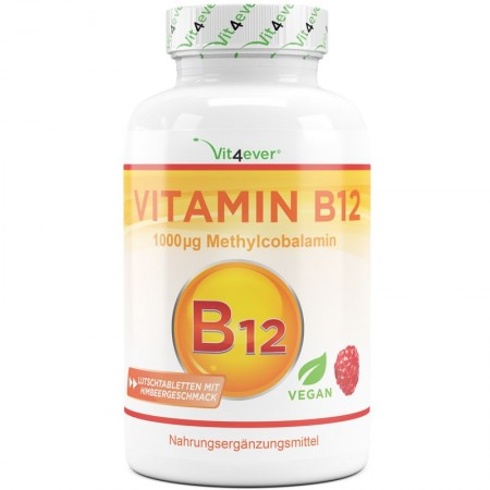 Vit4ever VITAMIN B12 1000mg x365 tab