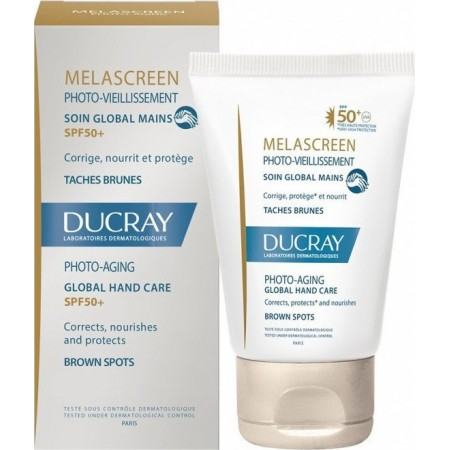 DUCRAY MELASCREEN CREME MAINS GLOBAL 50ML