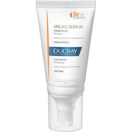 DUCRAY MELASCREEN CR RICHE SPF 50+ DRY TOUCH 40ML