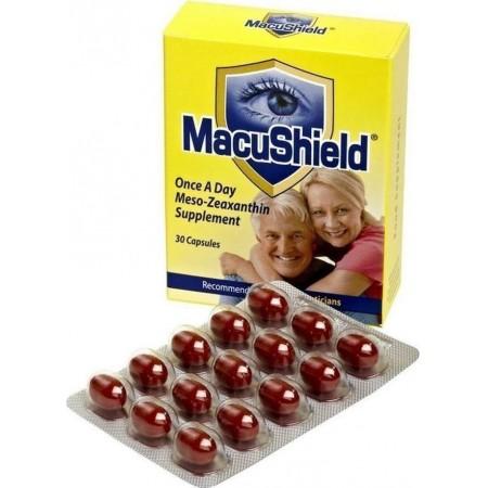 MACUSHIELD EYE HEALTH SUPPLEMENT 30 CAPS