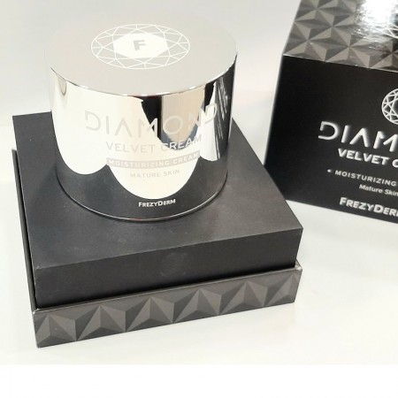 FREZYDERM DIAMOND VELVET MOIST. CREAM 50ML
