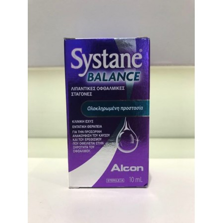 ALCON SYSTANE BALANCE 10ML DROPS
