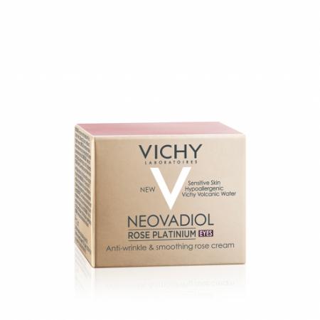Vichy Neovadiol Rose Platinum Eyes Anti Dark Circle, 15ml