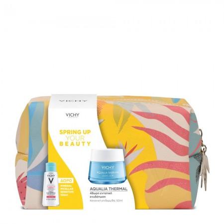 Vichy Beauty Routine Aqualia Thermal light για κανονικες/μεικτες Επιδερμίδες 50ml & Purete Thermale