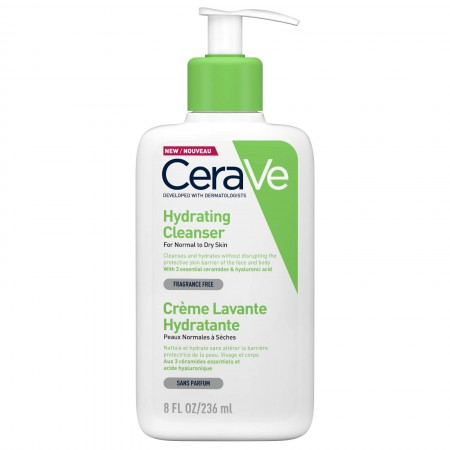 CERAVE HYDRATING CLEANSER 8oz (236ML)