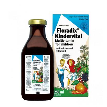 POWER HEALTH KINDERVITAL SIROP 250ML