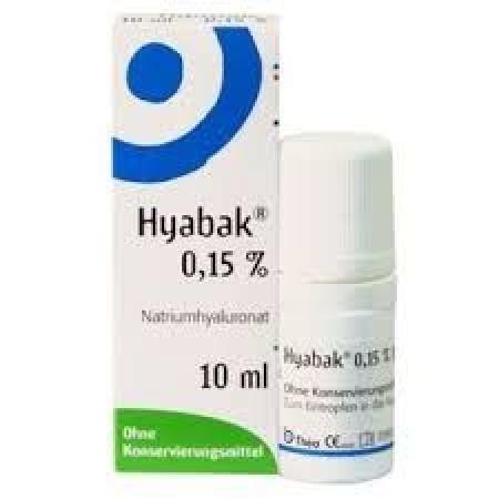 HYABAK PROTECTOR 0.15% 10ML