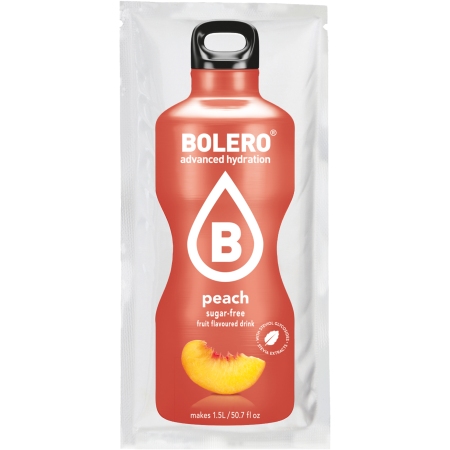 BOLERO PEACH 9g