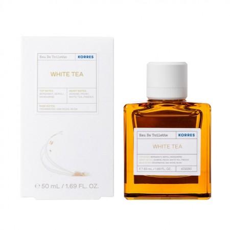 KORRES WHITE TEA EAU DE TOILETTE 50ML