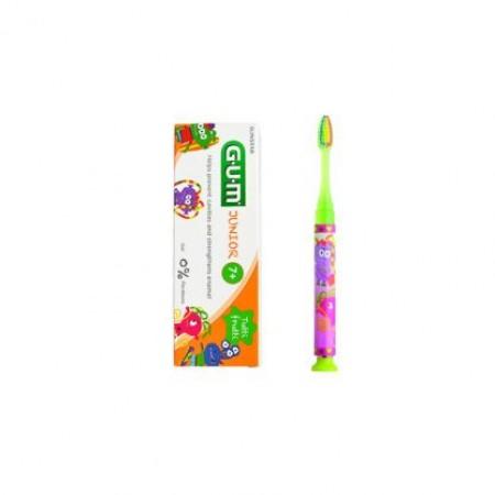 Gum Promo Kids Light-Up Παιδική Οδοντόβουρτσα Kίτρινη 903 & Toothpaste Παιδική Οδοντόκρεμα 7+ετών 50